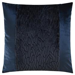 Matthew Modern Classic Square Midnight Feather Down Pillow - 24 x 24