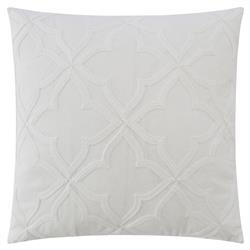 Jane Modern Classic Square White Feather Down Pillow - 24 x 24