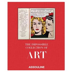 The Impossible Collection of Art Assouline Hardcover Book