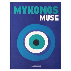 Mykonos Muse Assouline Hardcover Book