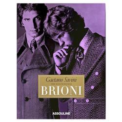 Brioni Assouline Hardcover Book