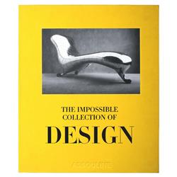 The Impossible Collection of Design Assouline Hardcover Book