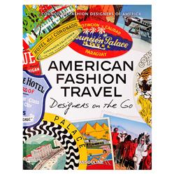 American Fashion Travel Assouline Hardcover Book