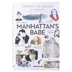 Manhattan's Babe Assouline Hardcover Book
