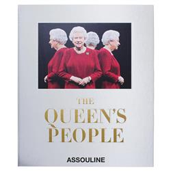 The Queen's People Assouline Hardcover Book