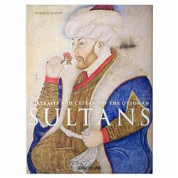 Portraits and Caftans of The Ottoman Sultans Assouline Hardcover Book