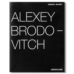 Alexey Brodovitch (Mini) Assouline Hardcover Book