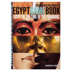 Egypt Game Book Assouline Hardcover Book