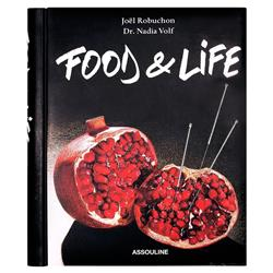 Food & Life Assouline Hardcover Book