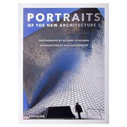 Portraits of the New Architecture 2 Assouline Hardcover Book
