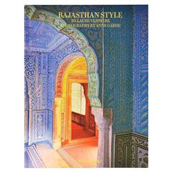 Rajasthan Style Assouline Hardcover Book