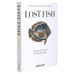 Lost Fish Assouline Hardcover Book