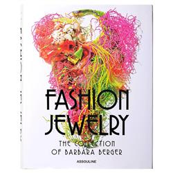 Fashion Jewelry - The Collection of Barbara Berger Assouline Hardcover Book