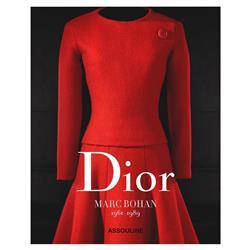 Dior by Marc Bohan Assouline Hardcover Book