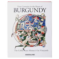 Nine Centuries in the Heart of Burgundy Assouline Hardcover Book