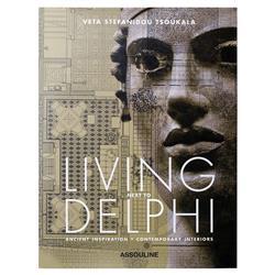 Living next to Delphi Assouline Hardcover Book
