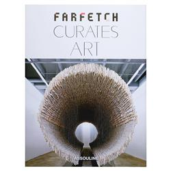 Farfetch Curates Art Assouline Hardcover Book