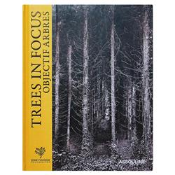 Trees in Focus Assouline Hardcover Book
