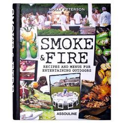 Smoke & Fire Assouline Hardcover Book