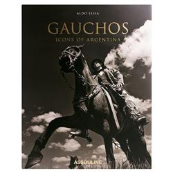 Gauchos - Icons of Argentina Assouline Hardcover Book