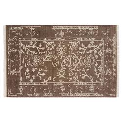 Resource Decor Belleville Global Bazaar Brown Wool Patterned Rug - 8' x 10'