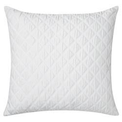 Sferra Modern Antella Decorative Pillow - White