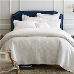 Peacock Alley Modern Lyric Cotton Percale Bedding Collection