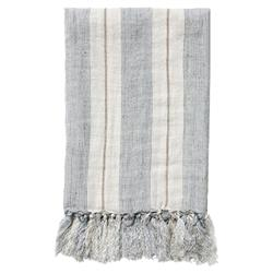 Pom Pom French Country Laguna Throw - Natural Ocean