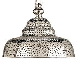 Industrial Loft Modern Rustic Pierced Metal Pendant Lamp