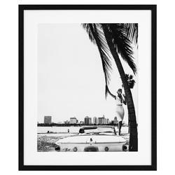 Eichholtz Modern Classic Vogue, 1961 Print Pine Framed Wall Art