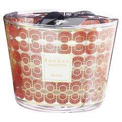 Baobab Collection Modern Brussels Christmas Candle - Small