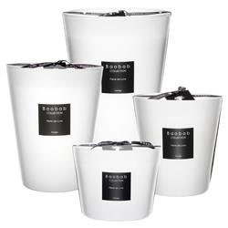 Baobab Collection Modern Les Prestigieuses Pierre De Lune Candle - Small