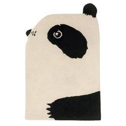 EO Modern Panda Wool Rug