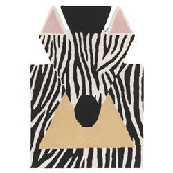 EO Modern Zebra Wool Rug