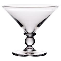 Simon Pearce Modern Classic Hartland Martini Glass