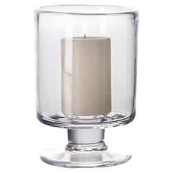 Simon Pearce Modern Classic Nantucket Glass Candle Holder - Small
