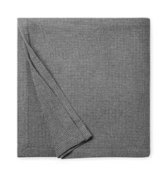 Sferra Modern Talida Blanket - Grey Pewter Full/Queen