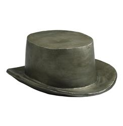Monopoly Gentlemans Hat Game Token Sculpture