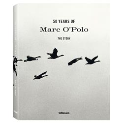 teNeues 50 Years of Marc O'Polo Hardcover Book