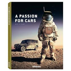 teNeues a Passion for Cars Hardcover Book