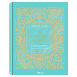 teNeues a Scented World Hardcover Book