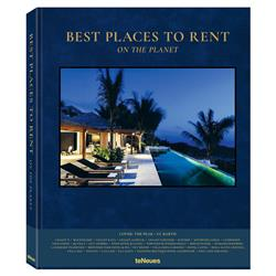 teNeues Best Places to Rent on the Planet Hardcover Book