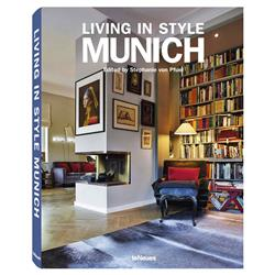 teNeues Living in Style Munich Hardcover Book