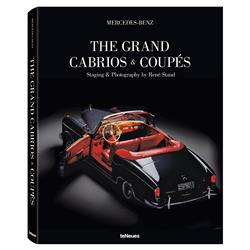 teNeues Mercedes-Benz - The Grand Cabrios and Coupés Hardcover Book