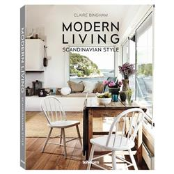 teNeues Modern Living Scandinavian Style Hardcover Book