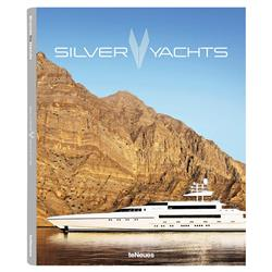 teNeues Silveryachts Hardcover Book