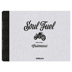 teNeues Soul Fuel Hardcover Book