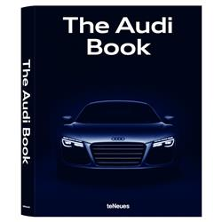 teNeues the Audi Book Hardcover Book