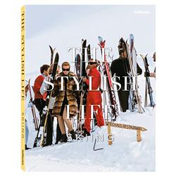 teNeues the Stylish Life Skiing Hardcover Book