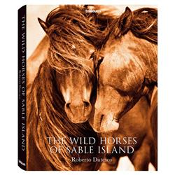 teNeues the Wild Horses of Sable Island Hardcover Book